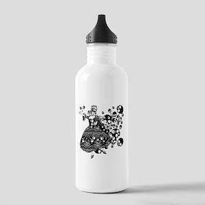 Skull Dance Stainless Water Bottle 1.0L