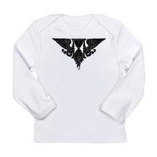 Winged Hourglass Long Sleeve Infant T-Shirt