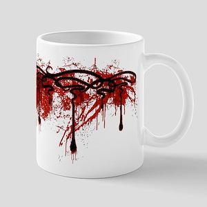 Art Nouveau Blood Motif Mug