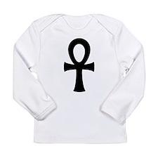 Ankh Long Sleeve Infant T-Shirt