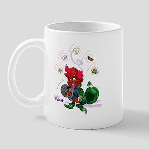 Lucky Vomit Mug