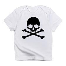 Simple Skull And Crossbones Infant T-Shirt