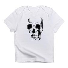 Skull Face Infant T-Shirt