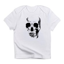 Skull Face Infant T-Shirt