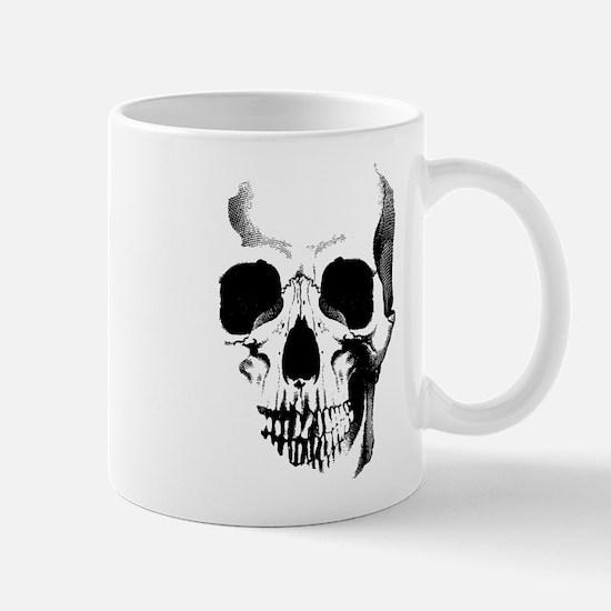 Skull Face Mug