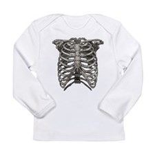 Old Ribcage Long Sleeve Infant T-Shirt