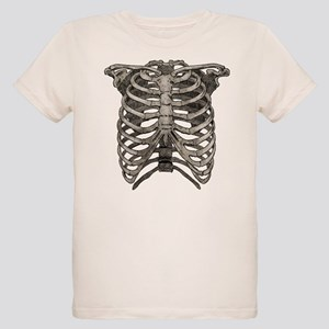 Old Ribcage Organic Kids T-Shirt