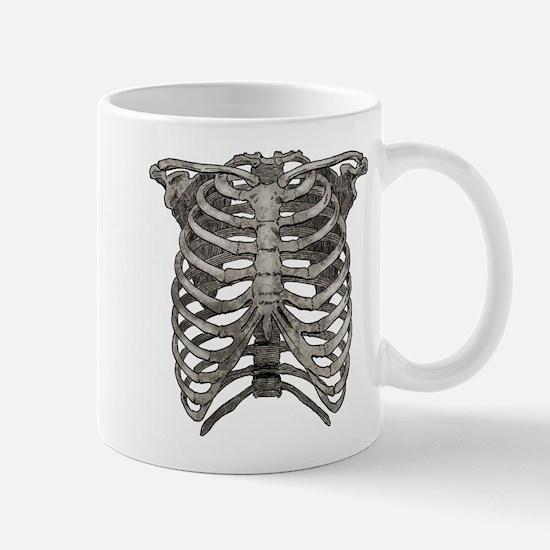 Old Ribcage Mug