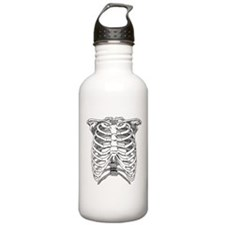 Ribcage Illustration Stainless Water Bottle 1.0L