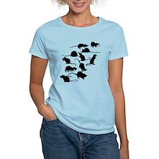 Lots Of Rats Women's Light T-Shirt