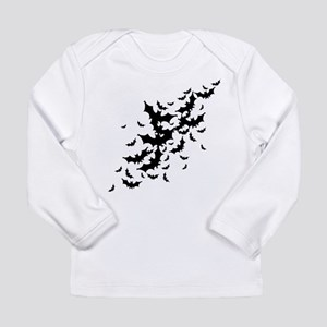 Lots Of Bats Long Sleeve Infant T-Shirt