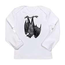 Hanging Bat Long Sleeve Infant T-Shirt