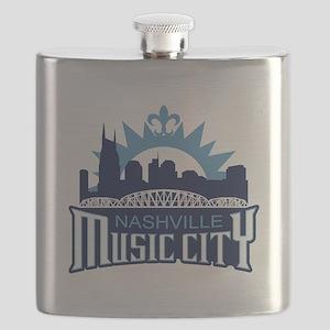 Music City Flask