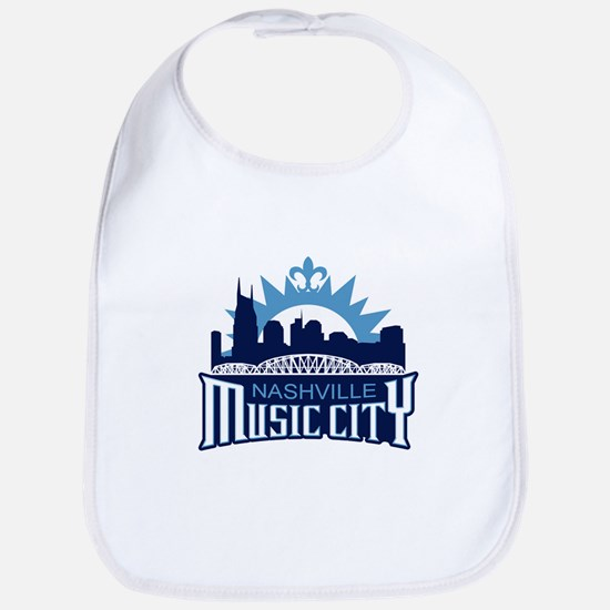 Music City Bib