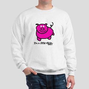 Senor Piggy Sweatshirt