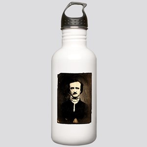 Vintage Poe Portrait Stainless Water Bottle 1.0L