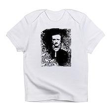 Poe On Raven Pattern Infant T-Shirt