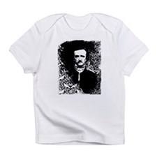 Poe On Raven Pattern Infant T-Shirt