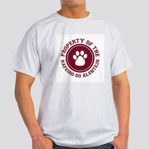 Rafeiro do Alentejo Ash Grey T-Shirt