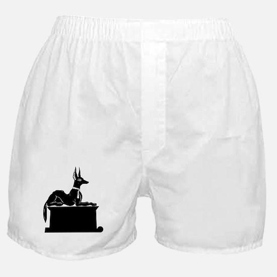 Jackal On Shrine Boxer Shorts