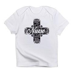 Gothic Nurse Infant T-Shirt