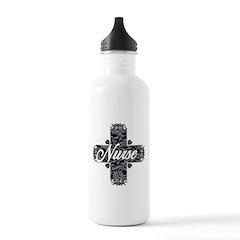 Gothic Nurse Stainless Water Bottle Water Bottle