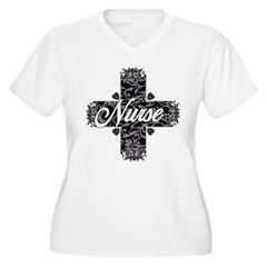 Gothic Nurse T-Shirt