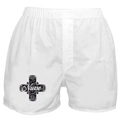 Gothic Nurse Boxer Shorts