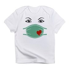 Hospital Mask Infant T-Shirt