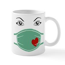 Hospital Mask Mug