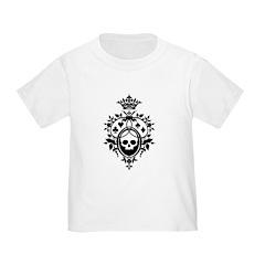 Gothic Skull Crest T