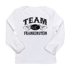 Team Frankenstein Long Sleeve Infant T-Shirt