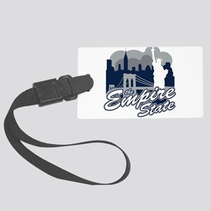 Empire State Luggage Tag