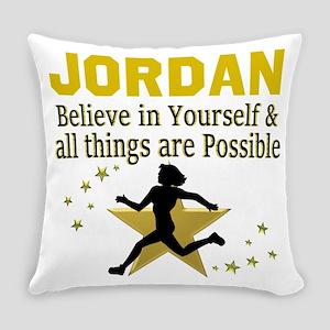 RUN TRACK Everyday Pillow