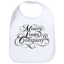 Misery Loves Company Bib