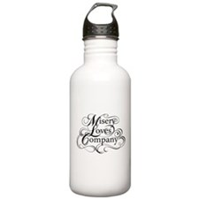 Misery Loves Company Stainless Water Bottle 1.0L