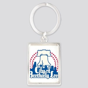 Brotherly Love Keychains