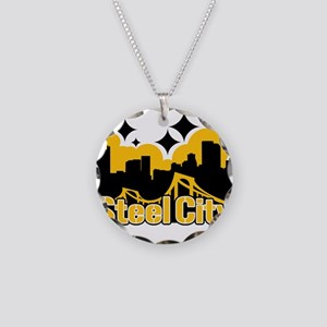 Steel City Necklace