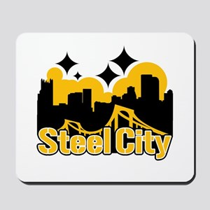 Steel City Mousepad