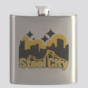 Steel City Flask