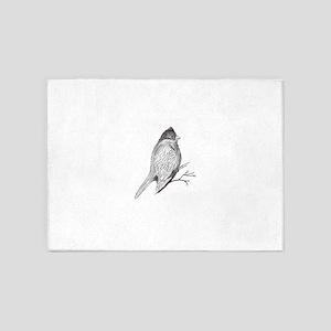 Songbird 5'x7'Area Rug