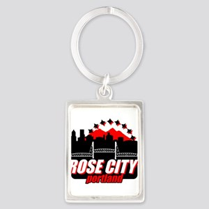 Rose City Keychains