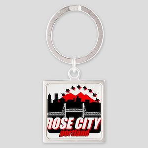 Rose City Keychains
