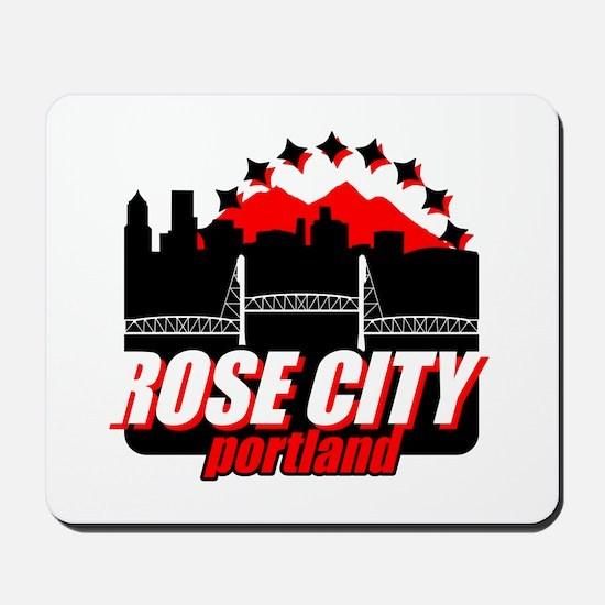 Rose City Mousepad