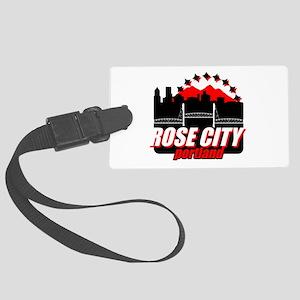 Rose City Luggage Tag