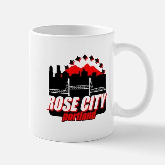 Rose City Mug