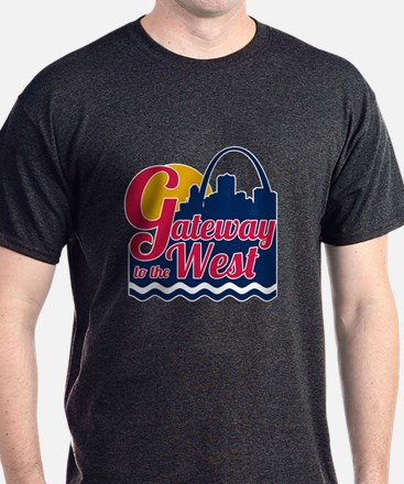 Gateway to the West T-Shirt