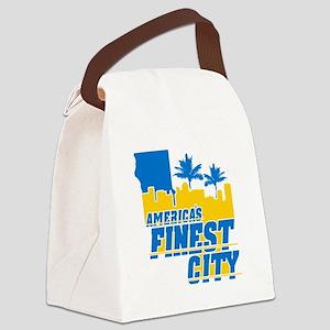 Americas Finest City Canvas Lunch Bag