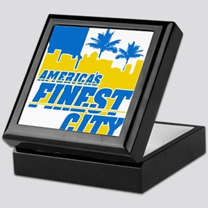 Americas Finest City Keepsake Box