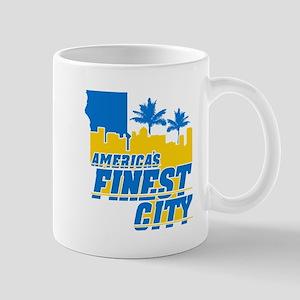 Americas Finest City Mug